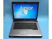 Toshiba Fast Laptop, 3GB Ram, 160GB, Windows 7, Webcam, Microsoft office,Excellent Condition