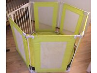 Mothercare Playpen/Room Divider