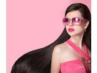"Full Head 20"" - 22"" Hair Extensions £250 New York Weave / Micro Rings / Nano Rings"