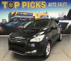 2014 Ford Escape LEATHER, SUNROOF, NAVI, HEATED SEATS AND MORE!