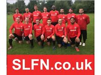 GOALKEEPER WANTED MEN'S 11 A SIDE FOOTBALL TEAM. join London soccer club