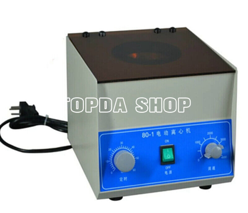 Suitable for 80-1 6-hole centrifuge