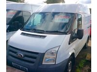 FORD TRANSIT SWB with SEMI HIGH ROOF!! **ARCTIC COMMERCIALS**