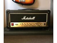 Marshall DSL 15H valve guitar amp head