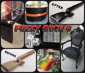 FUZZY DICE 8