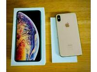 iPhone XS Max (64GB - Unlocked) gold