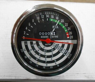 John Deere 4000 Tachometer New Ar47910 Ar50410 Not 4020 Hour Meter