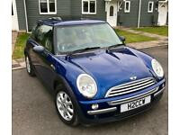 Mini One 1.4 Diesel leather Panoramic roof climate heated seats