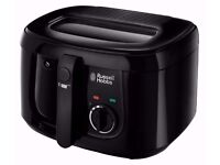 Russell Hobbs 24570 Deep Fryer, 2.5 L, 1800 W, Black - new boxed RRP£35 selling for £25
