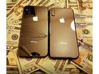 Cracked Faulty iPhones [ 7 8 X ] Ipad Wanted   Get Cash Now