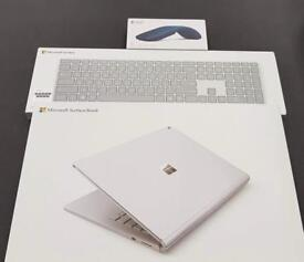 *BRAND NEW* Microsoft Surface Book BUNDLE!