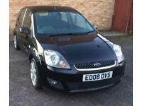 Ford Fiesta Zetec 2008. Low mileage. New mot. Sound condition