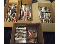 DVD Job Lot * 270+ Titles* All titles pictured *