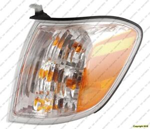 Side Marker Lamp Driver Side Double Cab  Toyota Sequoia 2005-2007