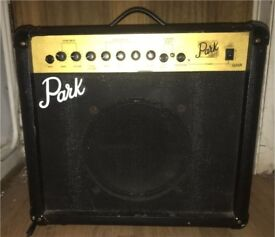 Park by Marshall Amplifier G25R