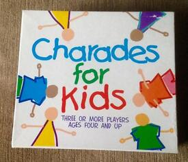 Paul Lamond Charades For Kids Childrens Picture Game. Complete And VGC.
