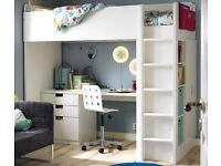 all-in-one, sleep and study station Ikea / Half price