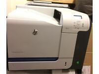 HP Laserjet 500 color M551 CF081A Network Printer