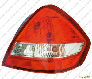 Tail Light Passenger Side Sedan High Quality Nissan VERSA SEDAN 2007-2011