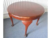Vintage Coffee Table, Ideal to Paint