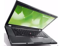 lasr Lenovo ThinkPad T520 Laptop Core i5 2nd gen 4GB RAM 160 HD Windows 7 Warranty