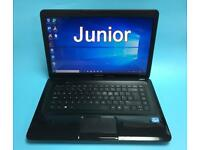 Compaq i3 VeryFast 6GB, 500GB HD Laptop, Win 10, HDMI, Boxed Microsoft office, Excellent Cond