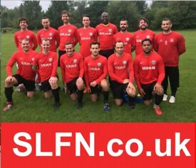New players Wanted Men's 11 a side Football Team. PLAY FOOTBALL IN LONDON, JOIN TEAM LONDON