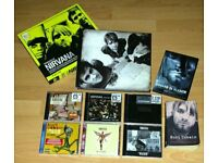 NIRVANA/KURT COBAIN COLLECTORS/FAN JOB LOT ~ 6 Albums/Books/Soaked In Bleach DVD