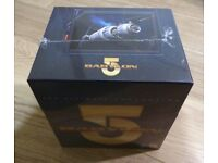 BABYLON 5 ULTIMATE COLLECTION - BRAND NEW AND SEALED