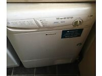 Free hot point tumble dryer