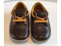 Boys Clarks Shoes 5G