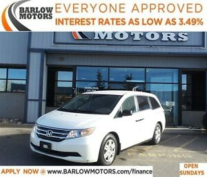2012 Honda Odyssey LX*EVERYONE APPROVED* APPLY NOW DRIVE NOW.