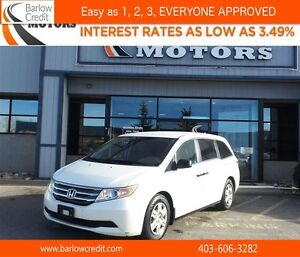 2012 Honda Odyssey LX BLOW OUT SALE !