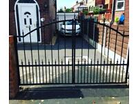 Security gates metal gates lock changes gate repairs welding handrails balustrade gates