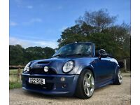 BMW Mini Cooper S - Genuine 'John Cooper Works' - Convertible - With loads of extras - Cabriolet