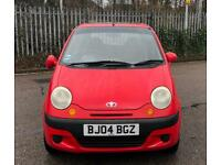 Daewoo Matiz 995 CC for sale cheap £590