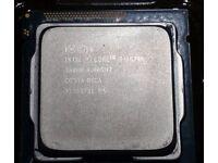 Intel Core i5-3570k cpu, unlocked, very overclockable. £70ono (make me a sensible offer!)
