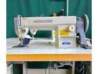 Highlead Walking foot industrial sewing machine GC0318