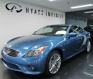 2012 Infiniti G37X Coupe AWD Sport Hi-Tech Package