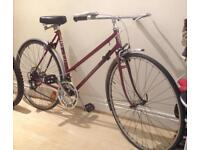 Vintage ladies bike ('Favorit' bicycle brand)