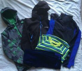 Boys Outdoor clothing 11-12