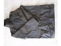 Mens Wax Northumbria Barbour Jacket