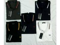 MENS RALPH LAUREN, HUGO BOSS, ARMANI, FRED PERRY, STONE ISLAND POLOS AND TEES(WHOLESALE ONLY)....