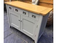 Gorgeous - Grey & Oak - Sideboard - Brand New