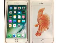 iPhone 6s Plus - 128 GB used but in excellent condition Available in Rose Gold Colour
