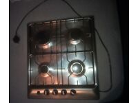 Gas hob electrolux - clean, in very good condition