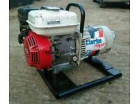 Clarke Petrol Generator with Honda GX120 Engine 230v 110v 1.7kva 4 hp