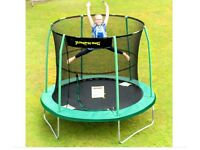 Jumpking 8ft Classic Combo Trampoline, New in box £70