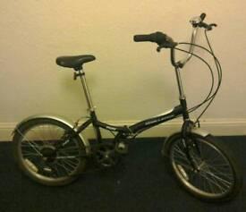 Challenge Flex Folding Bike - 20 inch