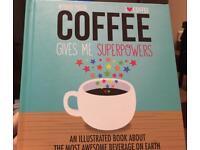 Coffee Book - Brand new